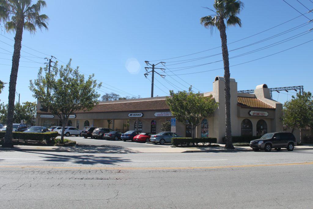 Circle Triangle Retail Center