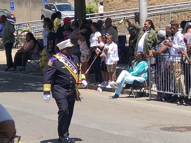 Freddy Fixer Parade